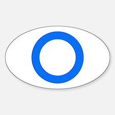 Diabetes Oval Bumper Stickers