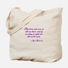 Here & Now Tote Bag