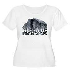 Funny Yosemite half dome T-Shirt