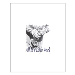 All in a Days Work Posters