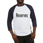 Reserves Baseball Jersey