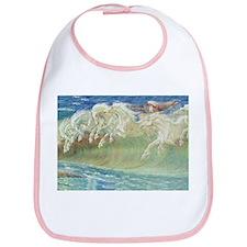NEPTUNE'S HORSES Bib