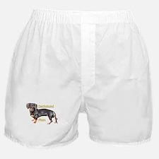 Dachshund Mom Boxer Shorts
