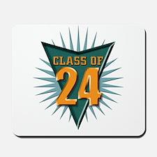 class of 24 Mousepad