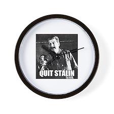 Unique Propaganda Wall Clock
