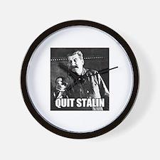 Funny Stalin Wall Clock