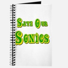 Save Our Sonics in Seattle Journal