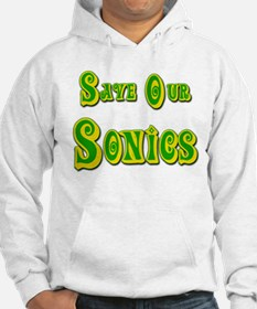 Save Our Sonics in Seattle Hoodie