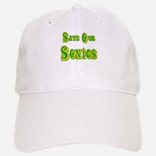 Save Our Sonics in Seattle Baseball Baseball Cap