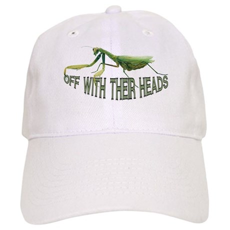 Praying Mantis Cap