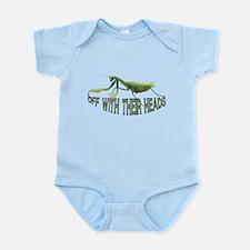 Praying Mantis Infant Bodysuit