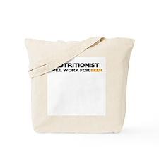 Nutrionist Tote Bag