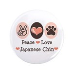 Peace Love Japanese Chin 3.5