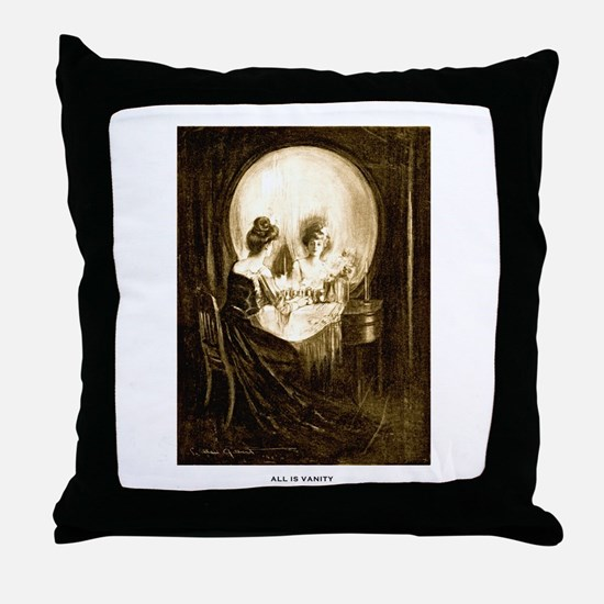 illusionware Throw Pillow
