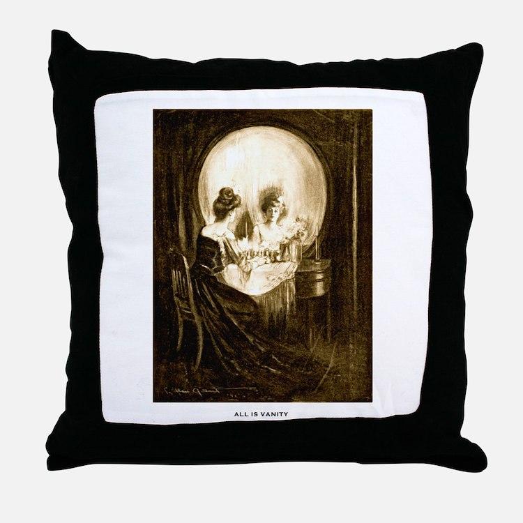 illusionware Throw Pillow