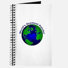 World's Greatest Painter Journal