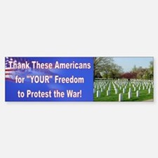 Thanks These Americans for YOUR Freedom