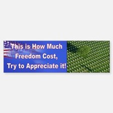 This is How Much Freedom Cost 1