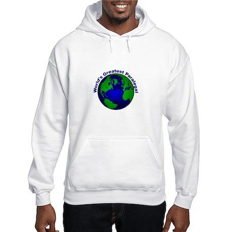 World's Greatest Paralegal Hooded Sweatshirt
