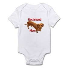 Doxie Mom 2 Infant Bodysuit