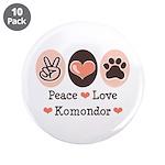 Peace Love Komondor 3.5