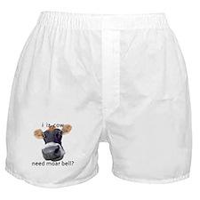 I Iz Cow Boxer Shorts