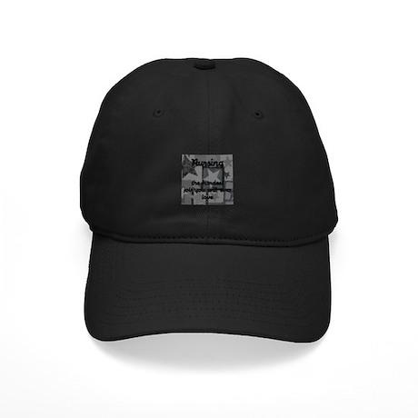 Hardest job you love Black Cap