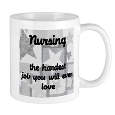 Hardest job you love Mug