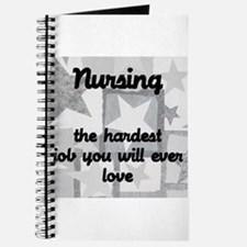 Hardest job you love Journal