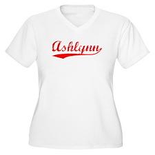 Vintage Ashlynn (Red) T-Shirt