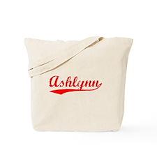 Vintage Ashlynn (Red) Tote Bag