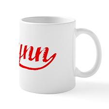 Vintage Ashlynn (Red) Mug