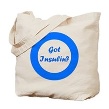 Got Insulin Tote Bag