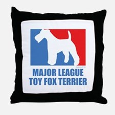 ML T.F.T. Throw Pillow