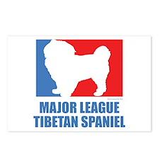 ML Tibetan Spaniel Postcards (Package of 8)