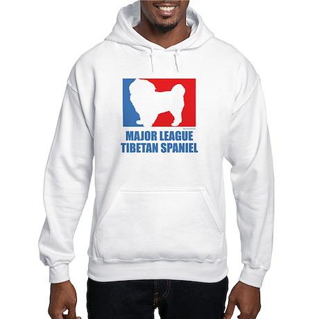 ML Tibetan Spaniel Hooded Sweatshirt