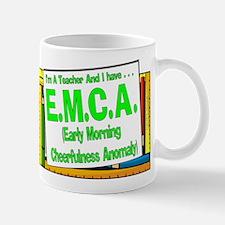 EMCA! (Grn) Mug