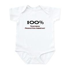 100 Percent Television Production Assistant Infant