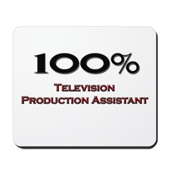 100 Percent Television Production Assistant Mousep