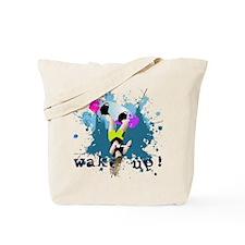 Funny Wakeboard Tote Bag