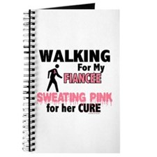 Walking/Sweating Pink 1 (Fiancee) Journal