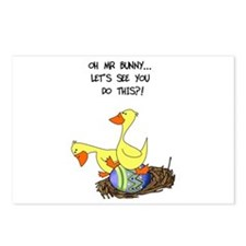 Oh Mr Bunny... Postcards (Package of 8)