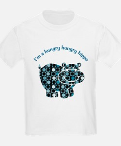 I'm a hungry hungry hippo T-Shirt