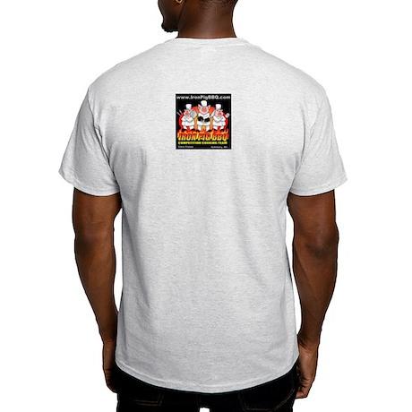 Iron Pig BBQ Light T-Shirt