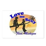 Love Me Sexy Postcards (Package of 8)