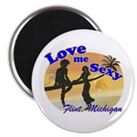 "Love Me Sexy 2.25"" Magnet (100 pack)"