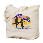 Love Me Sexy Tote Bag