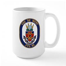 USS DE WERT Mug