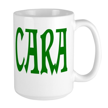 Anam Cara Green Large Mug