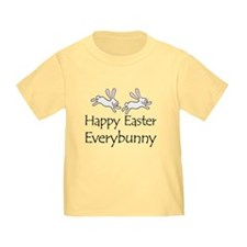 Easter bunnies T
